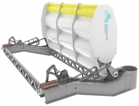 Oyster 2 wave energy converter
