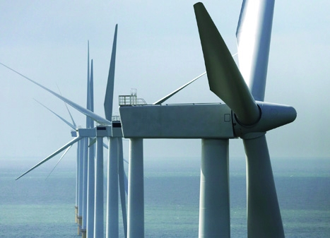 Real blow: Huge wind farms would be needed to meet electricity demand