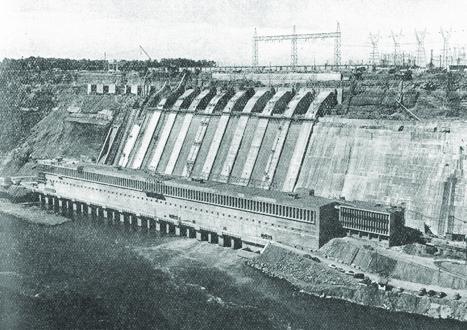 Power Station Taps Niagara The Engineer The Engineer