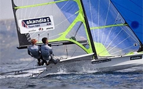 TE boat sail sailing