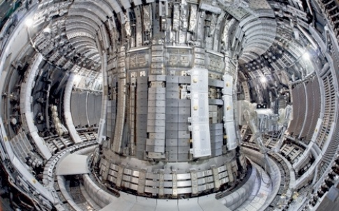The world's largest fusion facility