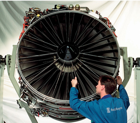 Rolls-Royce's LiftSystem for the Joint Strike Fighter | The