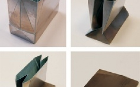 Origami Principles Lead To Rigid Flat Folding Shopping Bag The