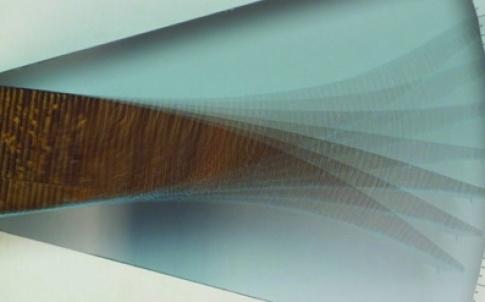 Flexible:Vestas's morphing wind-turbine blades can withstand high aerodynamic pressures