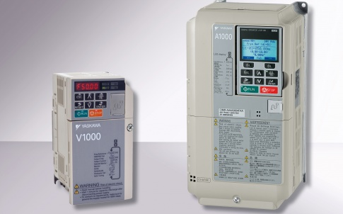 A1000 and V1000 frequency inverters from Yaskawa are now available with output frequencies of up to 1,000Hz