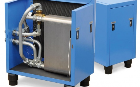 Boge Compressors has introduced the Duotherm standalone heat recovery system for compressed air users