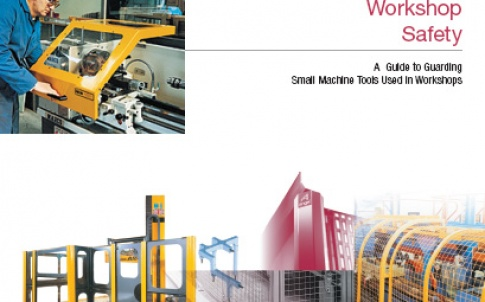 Free guide to workshop safety from Procter Machine Guarding