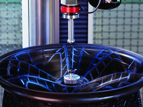 Moving forwards:BASF claims to have made the first mass-producible plastic wheel