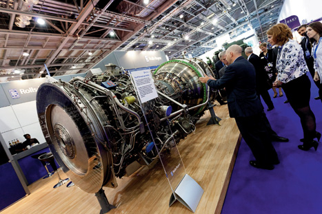 MT30 turbine
