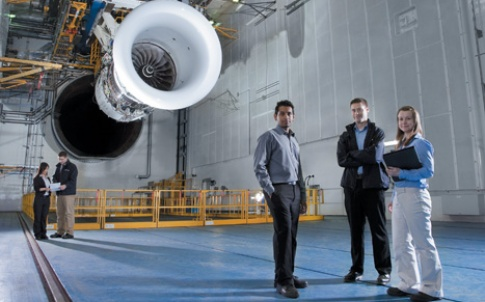 Promising careers: Rolls-Royce expects to recruit 250 graduates this year