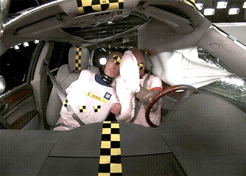 Car Seats In The Front Seat Airbags