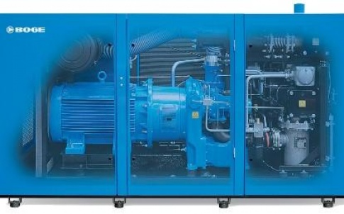 Boge C-series compressors