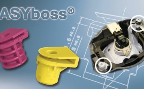 Ejot Boss range multifunctional fixings