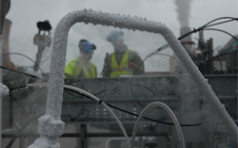 The Cryogenic technology can convert low-grade waste heat to electricity