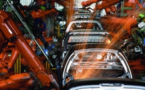 64 Car manufacturing