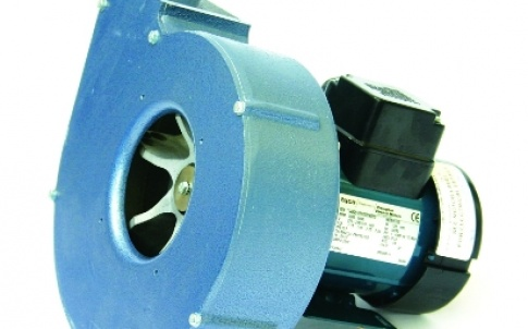 Air Control Industries VBL 6 paddle-bladed single inlet centrifugal fan