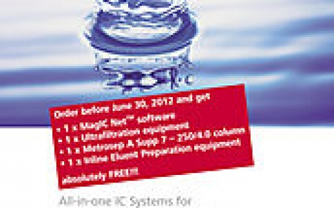 Water analysis systems