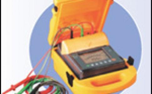500 V insulation resistance tester (IRT)