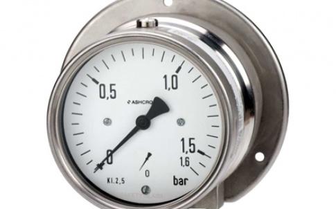 Ashcroft Instruments F5502 pressure gauge