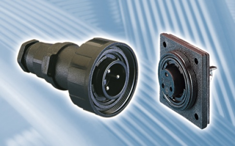 The Standard Buccaneer connector is designed to provide safe and secure connections in diverse applications where the ingress of dust and water is inherent