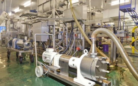A Masosine pump from Watson-Marlow has helped AAK Foods to deliver higher performance levels and quicker strip-down times