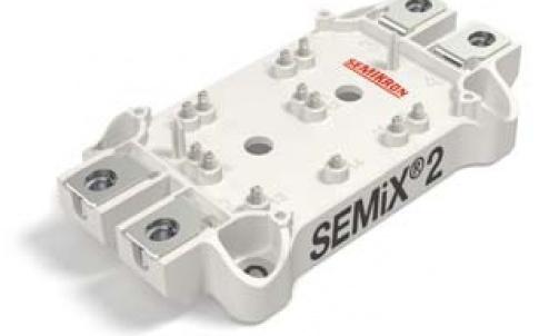 Semikron SEMIX202GB12Vs high short-circuit capability