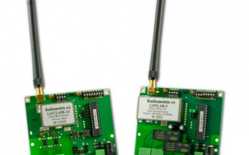 Radiometrix CTA28 application boards