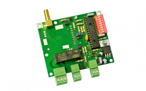 Radiometrix BD118 application boards