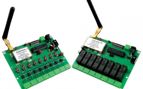 Radiometrix CTA88 application boards