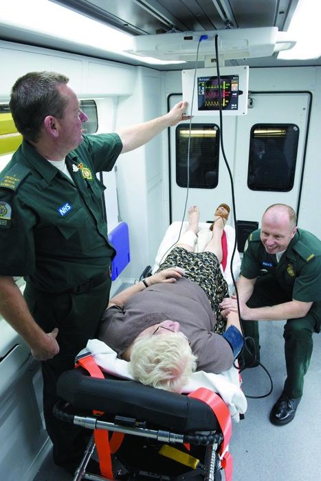 Rethinking the ambulance | The Engineer The Engineer on