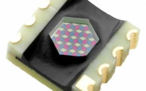 Integral RGB sensor