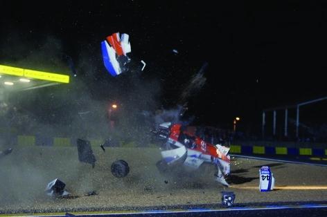 Noda crash