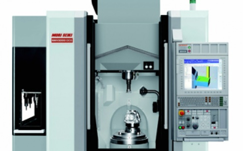 The NMV3000 vertical machining centre has helped Pro-Tek to improve accuracy and finish