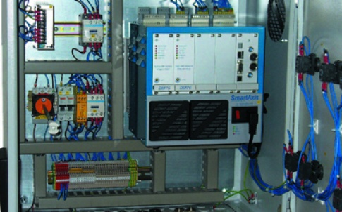 Multi-axis stepper control system
