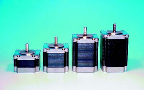 G Series 23 frame stepper motors