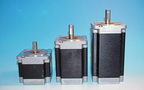 G Series 34 frame stepper motors