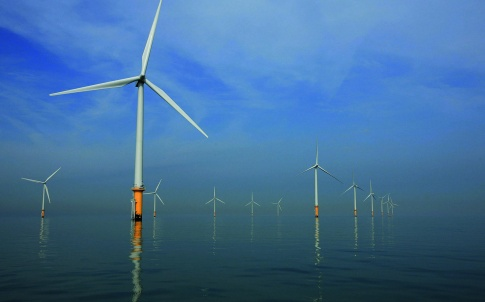 Wind turbines are increasing in power and scope