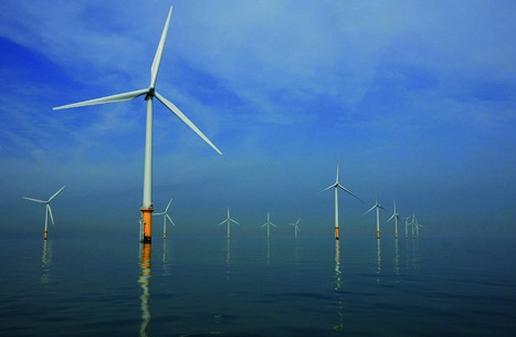 Burbo Bank Wind Farm Now Fully Operational