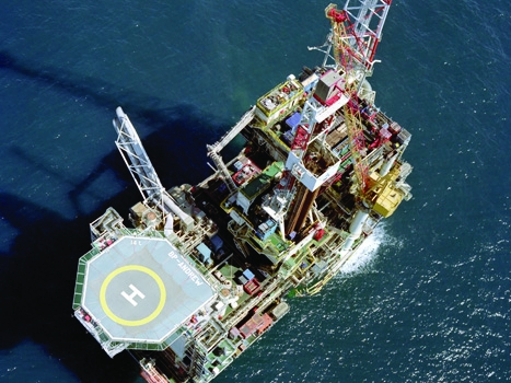 Career platform - opportunities in the UK oil and gas sector