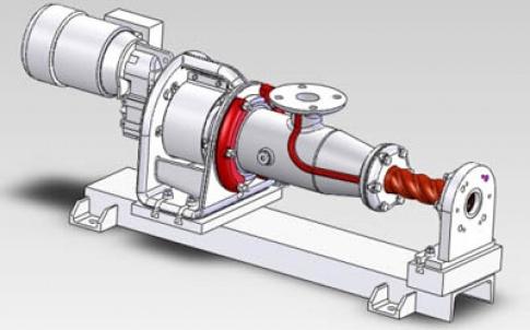 E series pump