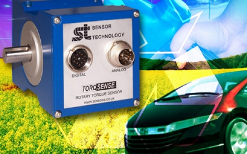 Oxford Yasa Motors is using a Torqsense non-contact speed and torque sensor from Sensor Technology to refine its motor designs