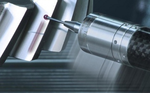 Analogue measurement is performed using the scanning process over the workpiece surface