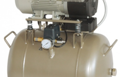 The Ekom DK50 Plus and DK50 2V oil-free compressors cover single to multiple surgeries