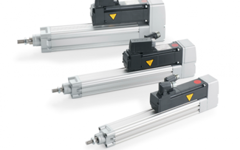 The modular construction of the CASM electric cylinders helps to reduce design and programming costs
