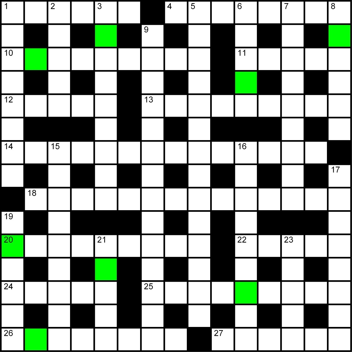 The Engineer Crossword - The Engineer The Engineer