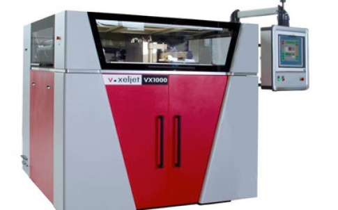 The Voxeljet is environmentally friendly thanks to its inorganic binder and lack of waste materials