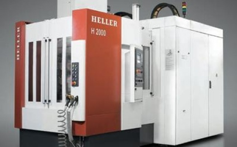 H 2000 machining centre