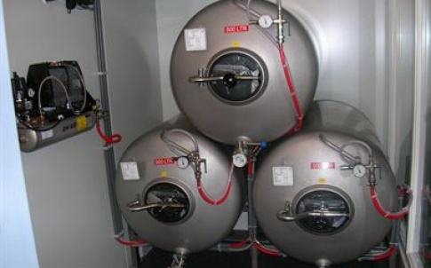 Cellar beer system