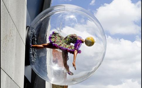 Globe Head Ballerina