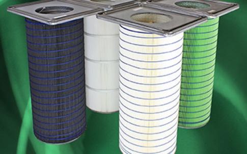 Hemipleat Extreme nano-fibre filters